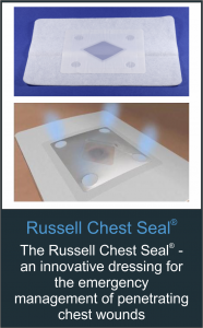 Shop Russel Chest Seal