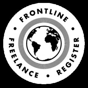 Front Line Freelance Register